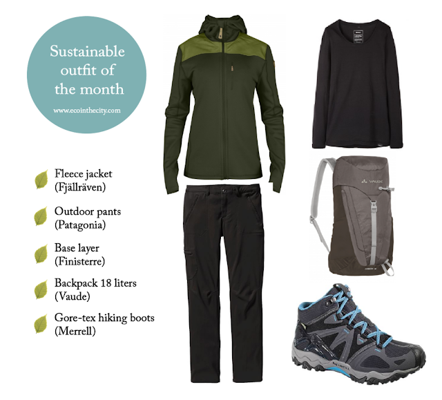 The Green Fox sustainable outfit of the month