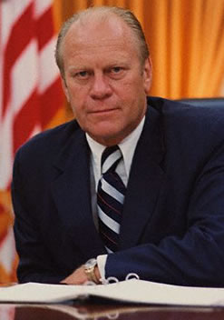 Gerald Ford (1973-1977)