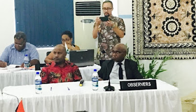 Terkait Status ULMWP, MSG Masih Bahas Pedoman Keanggotaan