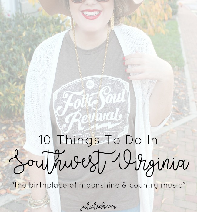 What To Do In Southwest Virginia