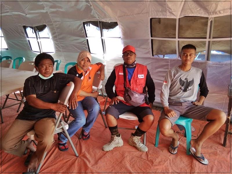 Gempa Lombok, 7SR Pertama di Minggu 5 Agustus 2018