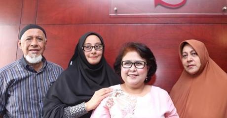 Anak Terancam Penjara, Bunda Putri Aisyah: Saya Minta Tolong Sama Ahmad Alhabsyi Jangan Dibesar-besarkan
