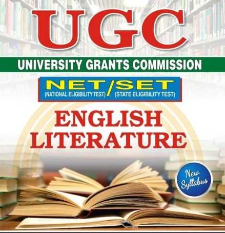 CBSE UGC NET JRF & LS ENGLISH LITERATURE Notes Material PDF