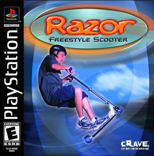 Razor Freestyle Scooter - PS1 - ISOs Download