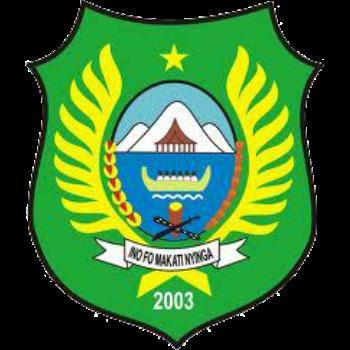 Logo Kabupaten Halmahera Barat PNG