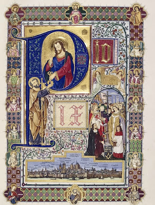 Ad imaginem dei the keys of the kingdom for Biblioteca cologne