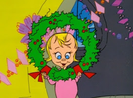 Cindy Lou Who in How the Grinch Stole Christmas movieloversreviews.filminspector.com