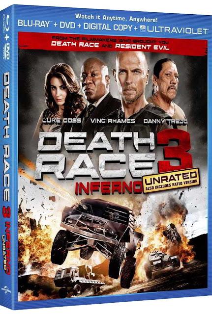 La Carrera de la Muerte 3 720p HD Español Latino Dual