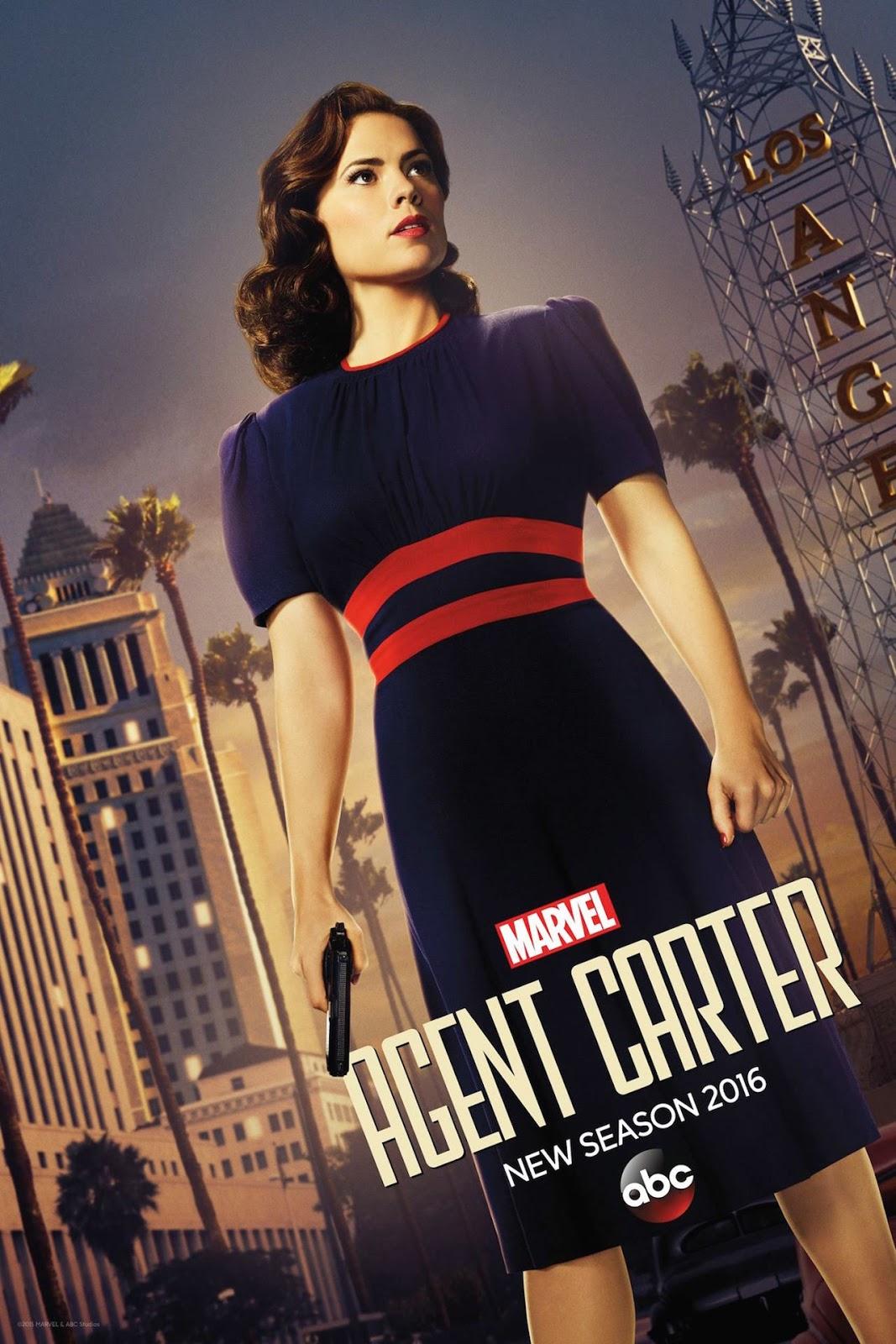 serieS de tv Agent CARTER temporada 1 estreno españa