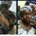Nigerians Compare Health Status of Newly Released Chibok Girls with Counterpart in IDP Camps [photos]
