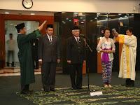 Dilantik Jadi Anggota MPR, Mardani Mohon Do'a Agar Amanah