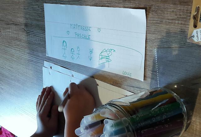 idée cadeau maitre maitresse atsem ecole diy tutoriel enfant