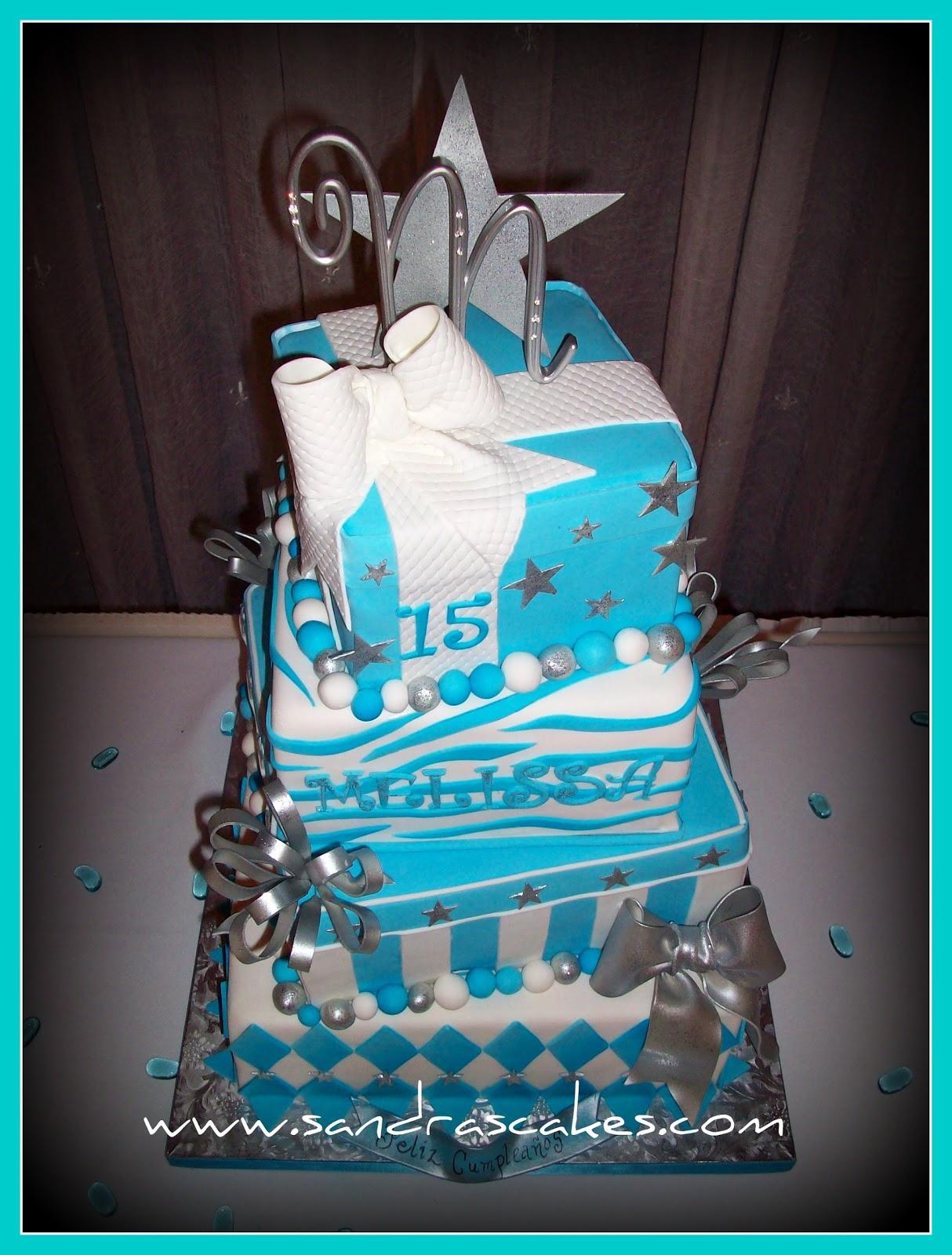 Quincea 241 Era Cake