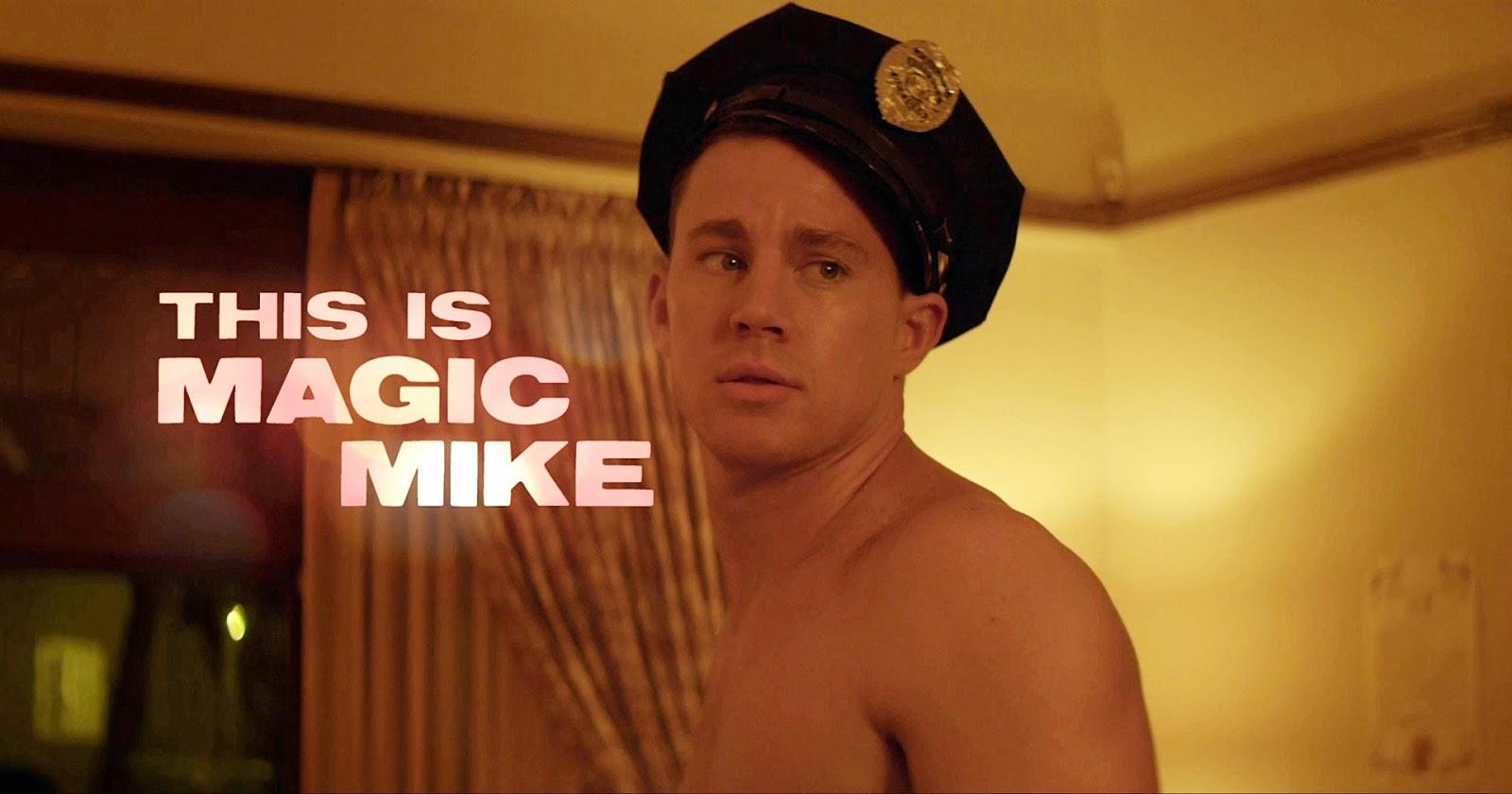 Channing Tatum Magic Mike A Blog Next Doo...
