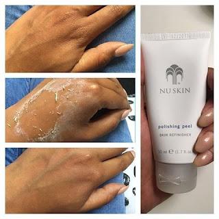 harga Nu Skin Polishing Peel mikrodermabrasi