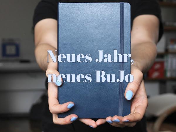 Neues Jahr, neues BuJo