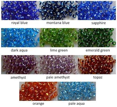 5/0 seed beads