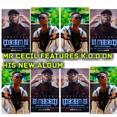 Mr Cecil Features K.O.D on His New Album