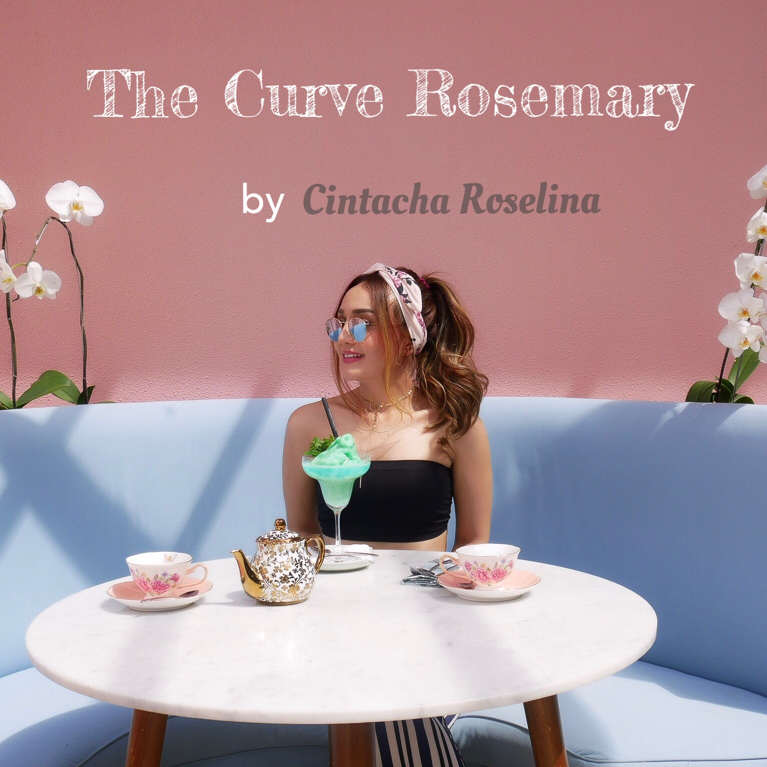The Curve Rosemary by Cintacha Roselina