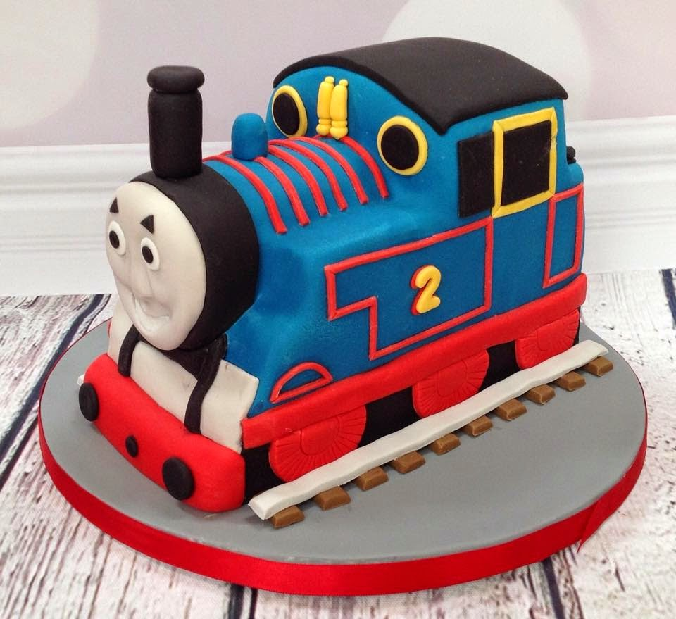 Thomas the Tank Engine cake | Party Ideas | Pinterest ...