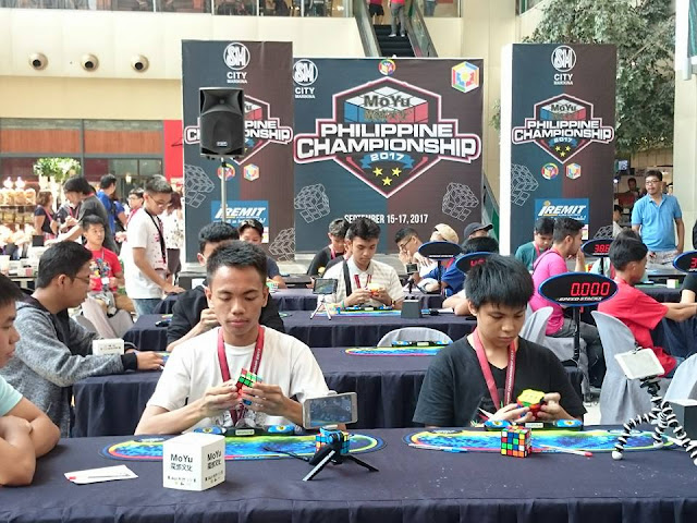 MoYu Philippine Championship 2017 at SM City Marikina