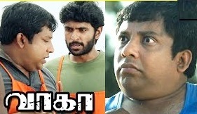 Wagah Tamil movie scenes | Vikram Prabhu gets selected in army and posted in border | Sathyan