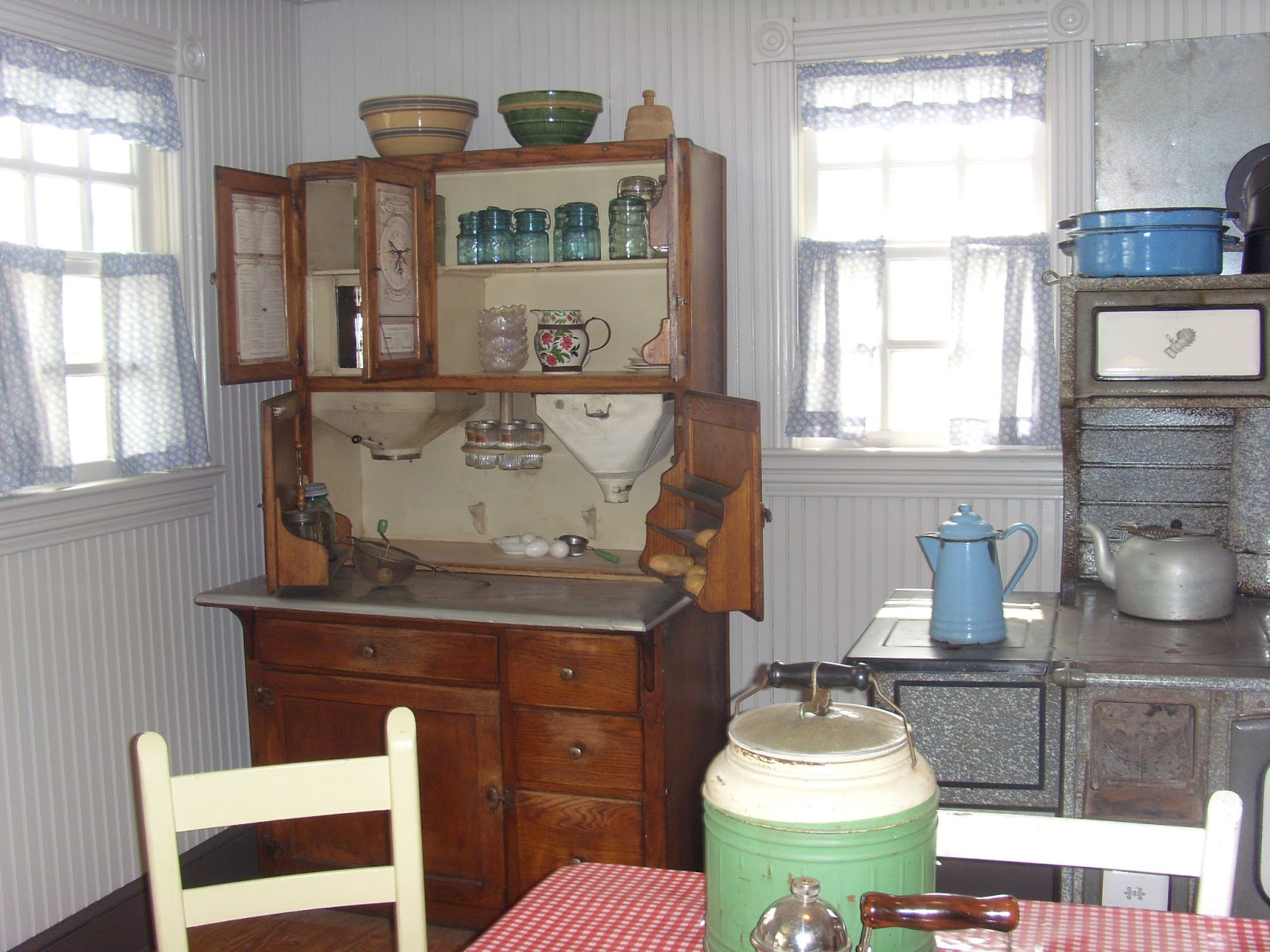 Kidwell Farm kitchen