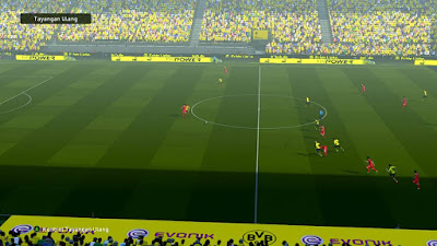 PES 2017 Realistic Fog For AZ_STADIUM & Sweetfx Natural Color by De_17