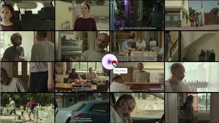 Screenshots Download Film Gratis One Week and a Day (2016) BluRay 480p MP4 Subtitle Indonesia 3GP Free Full Movie Streaming Hardsub Nempel