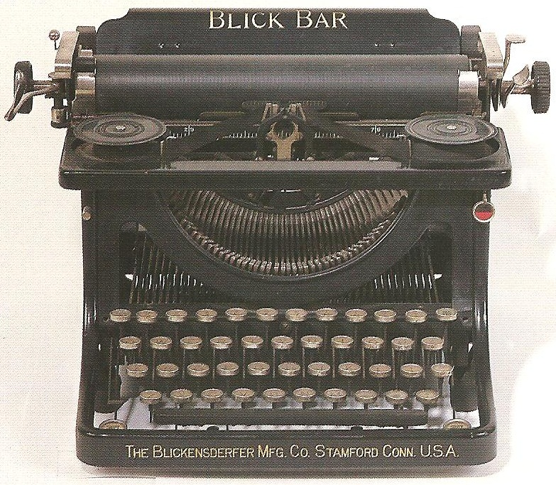 Oz.Typewriter: On This Day In Typewriter History (XLII