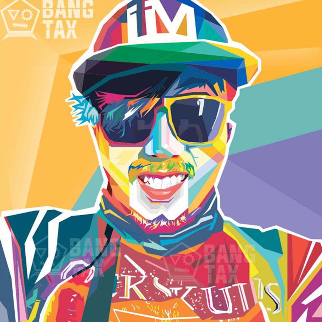 WPAP Art (bangtax)