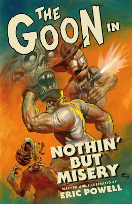 The Goon comic book series