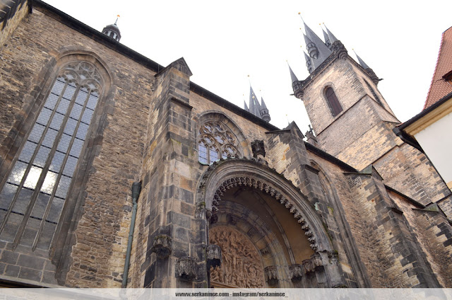 prag tyn church
