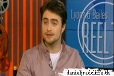 Daniel Radcliffe on Lyons & Bailes Reel Talk
