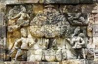 Seni Pahat Candi Borobudur