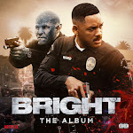Various Artists - Bright: The Album Cover