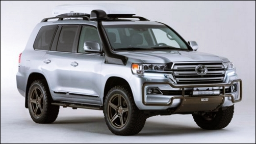 2018 Toyota Land Cruiser Prado Price Specs