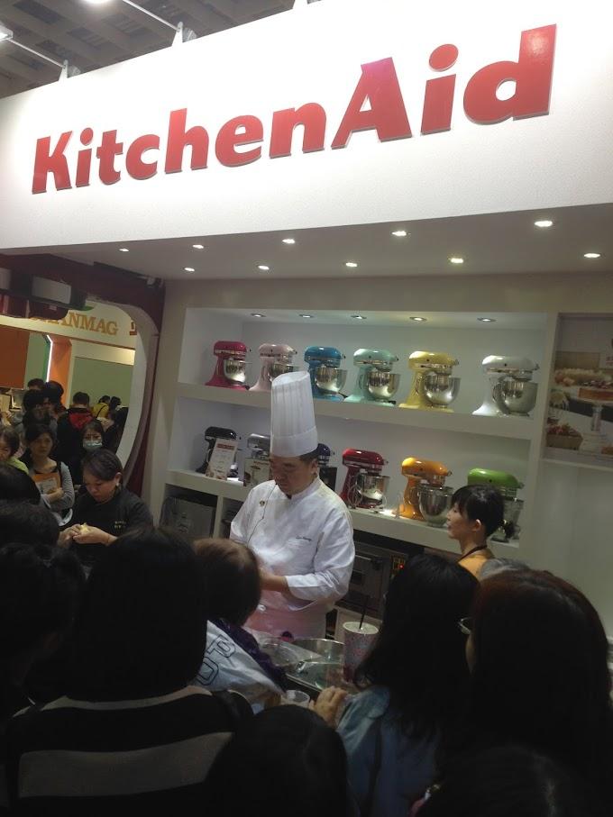 2018 台北國際烘焙暨設備展 與朋友去看展的日子 了解不同行業 【下】-張傑克JC