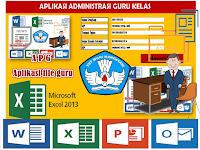 Unduh Aplikasi Administrasi Guru Kelas 1 2 3 4 5 6 SD Versi Baru