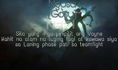 Ngosu Gosu LOL