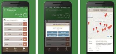 Aplikasi Adzan Android Otomatis Alarm Pengingat Sholat