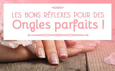 soins produits ongles parfaits
