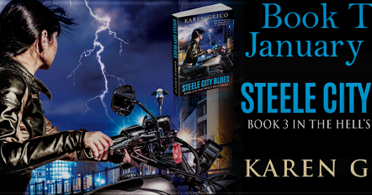 Guest Post & Giveaway: Steele City Blues by Karen Greco