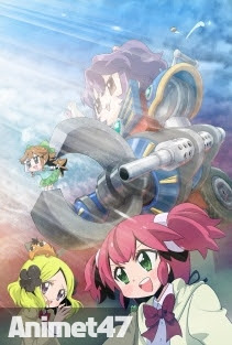 Fushigi na Somera-chan -  2015 Poster