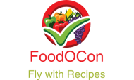 Foodocon - Fly with Recipes
