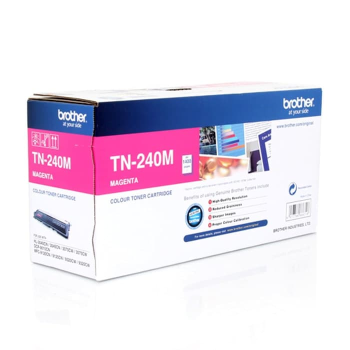 TONER BROTHER TN-240M