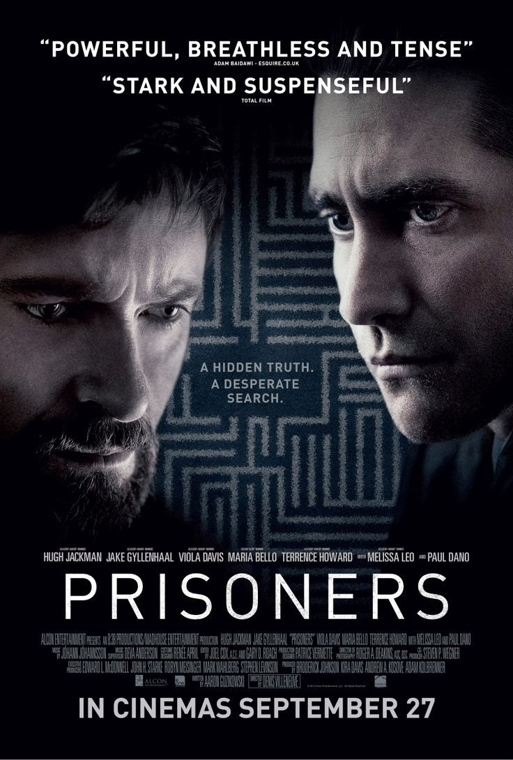 Mini-MovieReviews ! ! !: Prisoners (2013) (English)