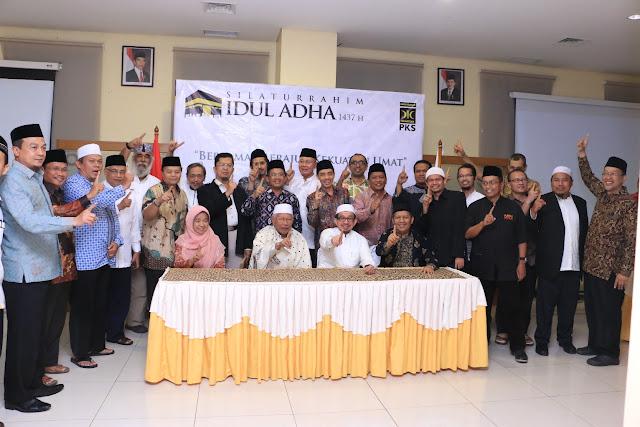Jelang Pilkada DKI 2017, PKS dan Ormas Islam Jalin Silaturahim