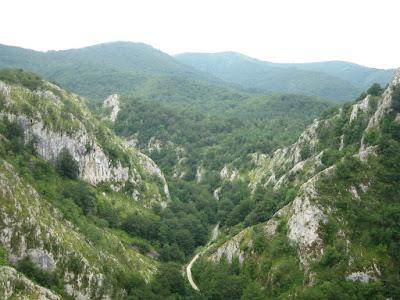 Vistas desde Arantzazu