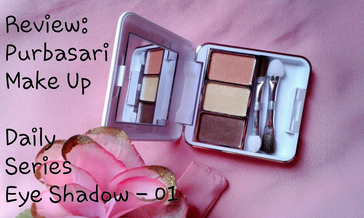 Dessy Journal: Review: Purbasari Make Up Daily Series Eye